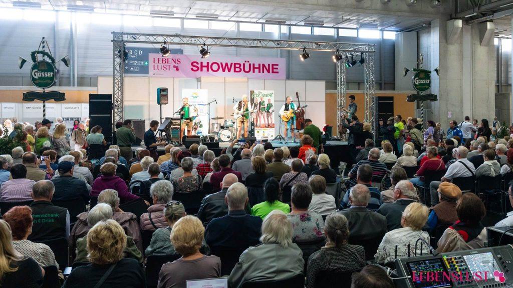 Lebenslust Showbühne 2019