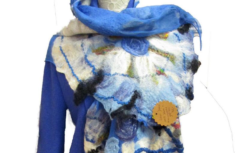 Kunsthandwerksmarkt Textil Filz
